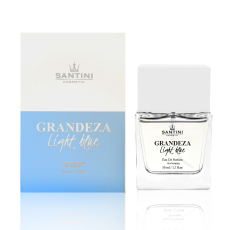 Damenparfüm SANTINI - Grandeza - Light Blue 50 ml 1000017